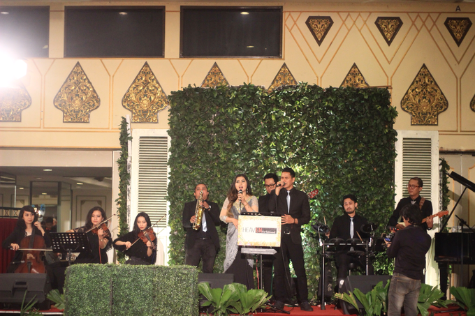 Mini orchestra for Nysa & Akbaral Wedding by HEAVEN ENTERTAINMENT - 001