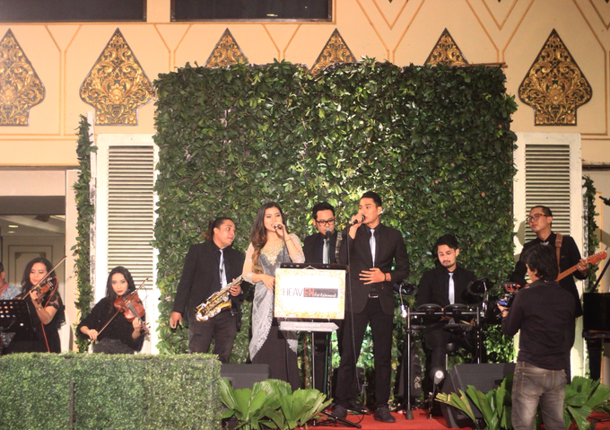 Mini orchestra for Nysa & Akbaral Wedding by HEAVEN ENTERTAINMENT - 002