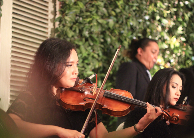 Mini orchestra for Nysa & Akbaral Wedding by HEAVEN ENTERTAINMENT - 005