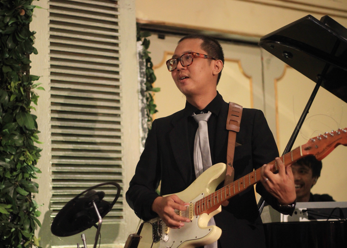 Mini orchestra for Nysa & Akbaral Wedding by HEAVEN ENTERTAINMENT - 007