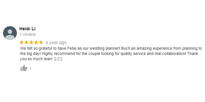 Client Review by White Roses Planner - 009