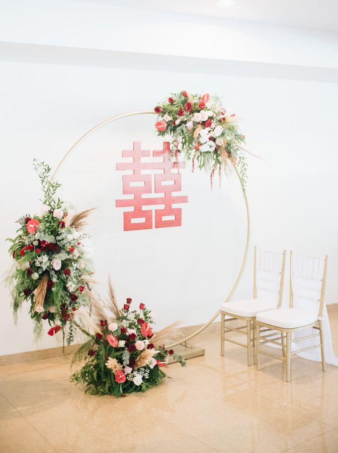 Hensen and Sherly Wedding by Bali Wonderful Decor - 001