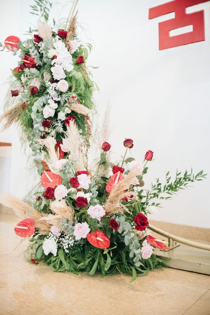 Hensen and Sherly Wedding by Bali Wonderful Decor - 002