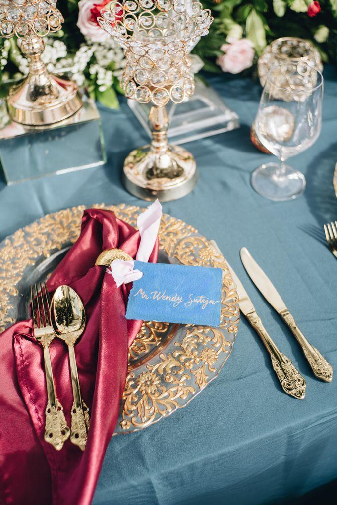 Hensen and Sherly Wedding by Bali Wonderful Decor - 003
