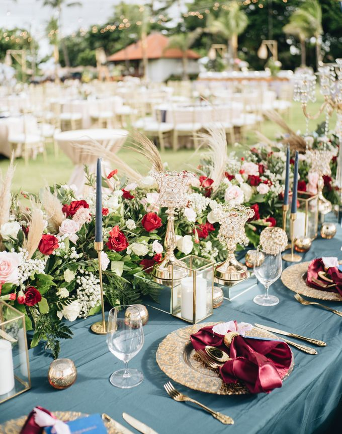 Hensen and Sherly Wedding by Bali Wonderful Decor - 004