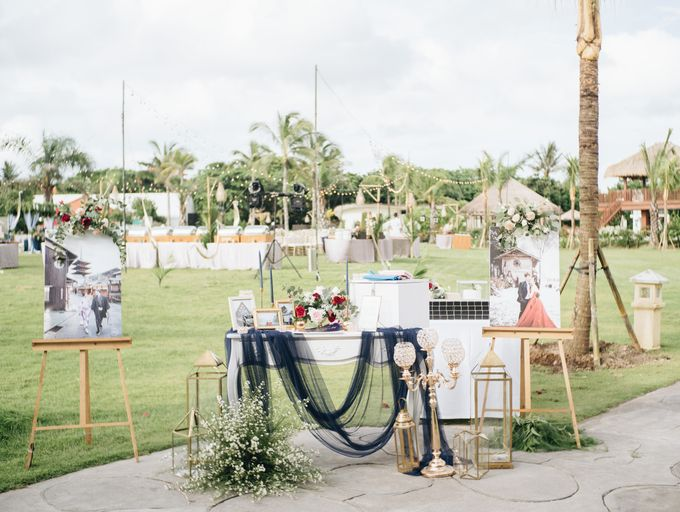 Hensen and Sherly Wedding by Bali Wonderful Decor - 005