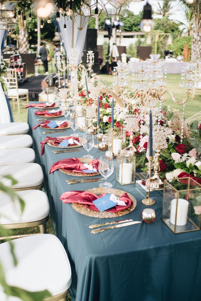 Hensen and Sherly Wedding by Bali Wonderful Decor - 011