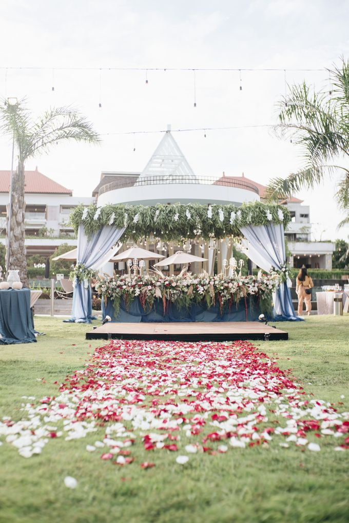 Hensen and Sherly Wedding by Bali Wonderful Decor - 018