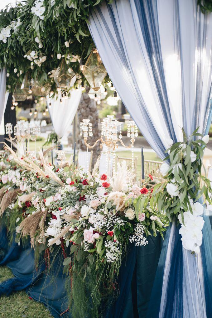 Hensen and Sherly Wedding by Bali Wonderful Decor - 019