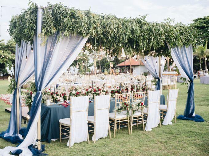 Hensen and Sherly Wedding by Bali Wonderful Decor - 021
