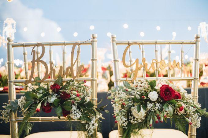 Hensen and Sherly Wedding by Bali Wonderful Decor - 023