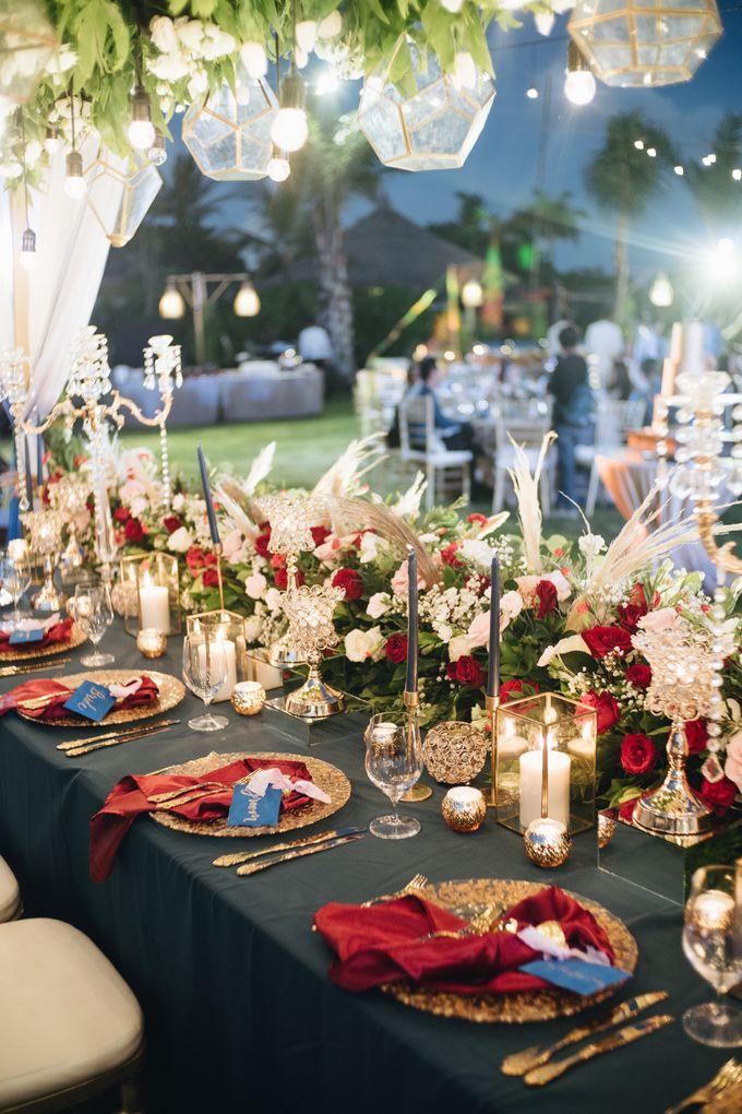 Hensen and Sherly Wedding by Bali Wonderful Decor - 024