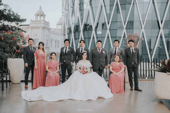 The Wedding of Ardian and Irene by Hello Elleanor - 004