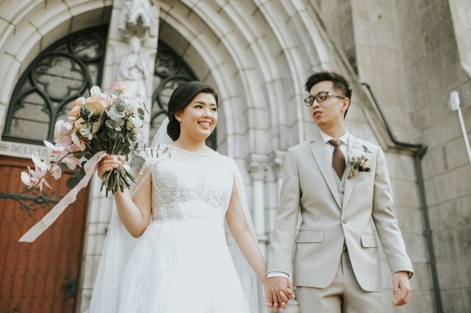 The Wedding of Ino and Cindy by Hello Elleanor - 008