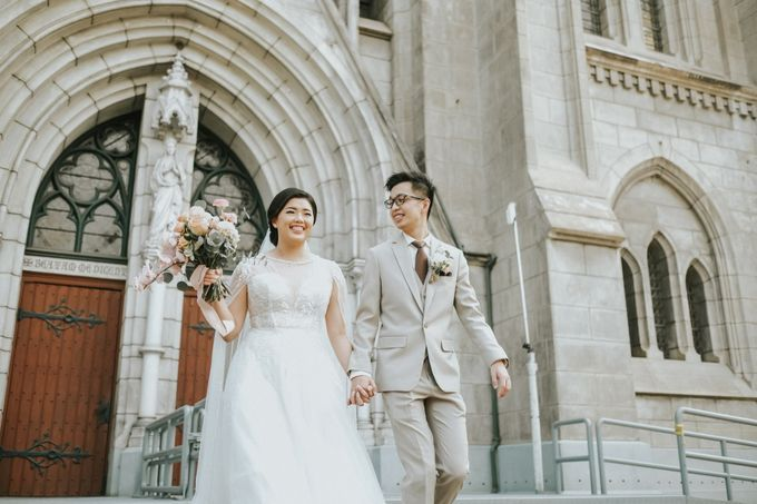 The Wedding of Ino and Cindy by Hello Elleanor - 009