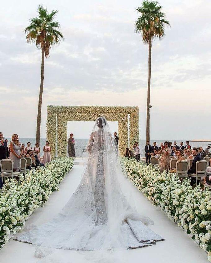 Burj Al Arab Wedding by Theresa D Wedding Celebrant - 002