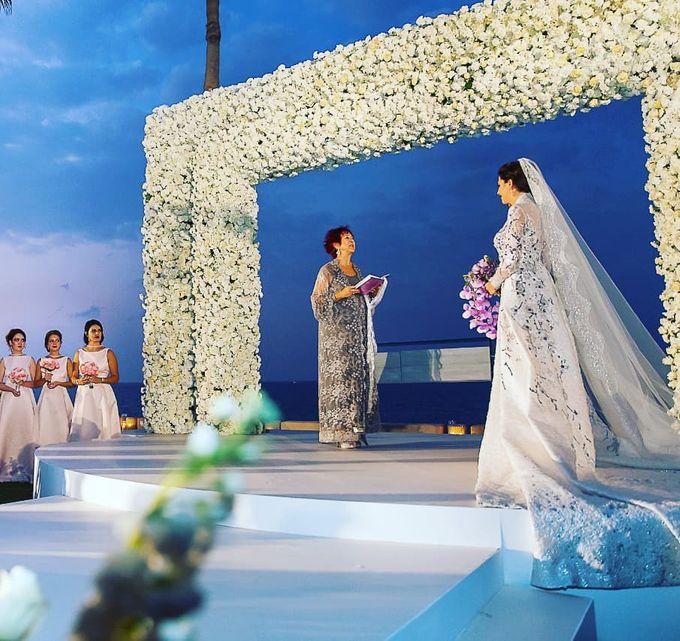 Burj Al Arab Wedding by Theresa D Wedding Celebrant - 001
