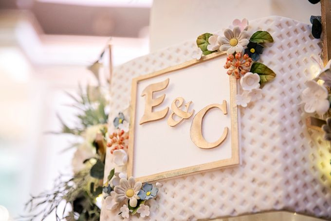 Eric & Cindy Wedding by The Ritz-Carlton Jakarta, Mega Kuningan - 004