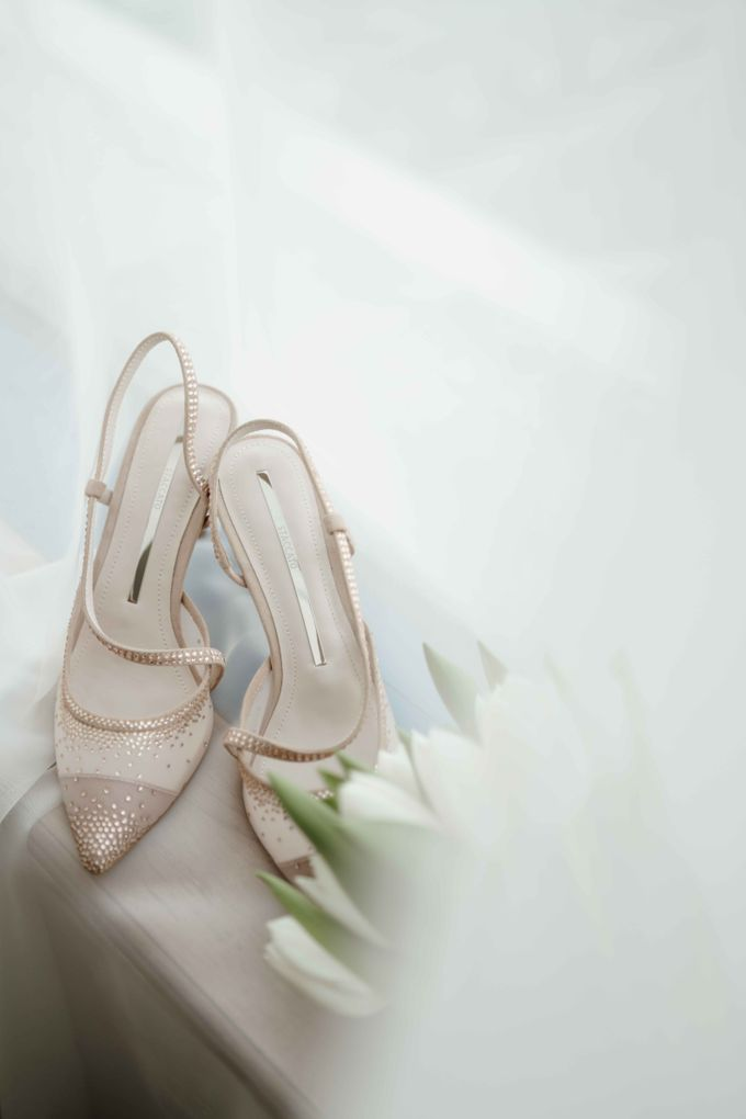 Hendra & Diana Wedding at Le Meridien Hotel Jakarta by AKSA Creative - 005