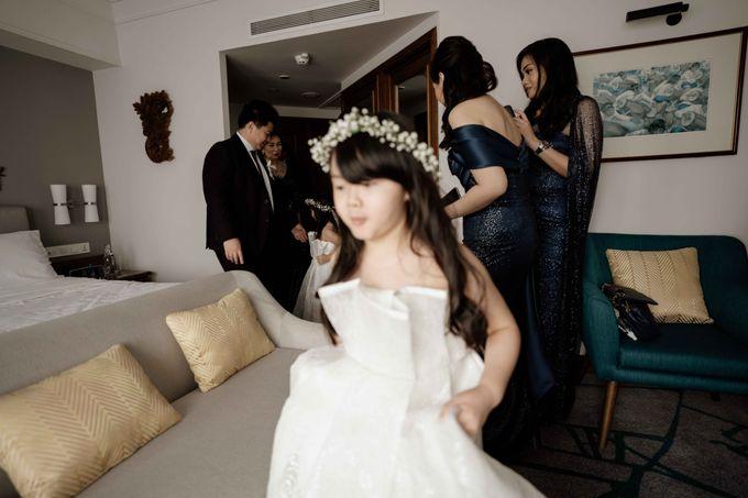 Hendra & Diana Wedding at Le Meridien Hotel Jakarta by AKSA Creative - 015