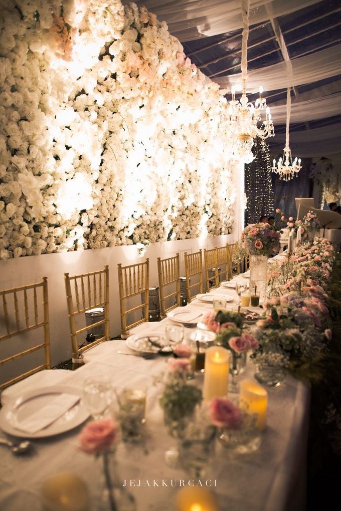 The Wedding of Hendra & Kristy by PlanMyDay Wedding Organizer - 005