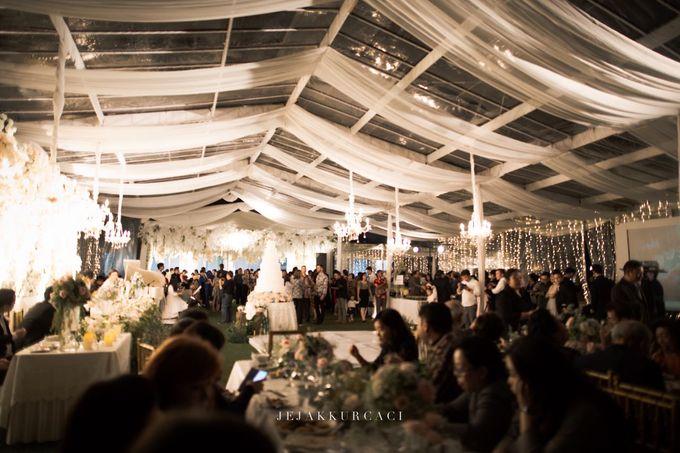 The Wedding of Hendra & Kristy by PlanMyDay Wedding Organizer - 007