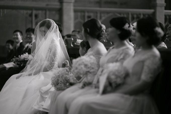 The Wedding of Hendra & Kristy by PlanMyDay Wedding Organizer - 002