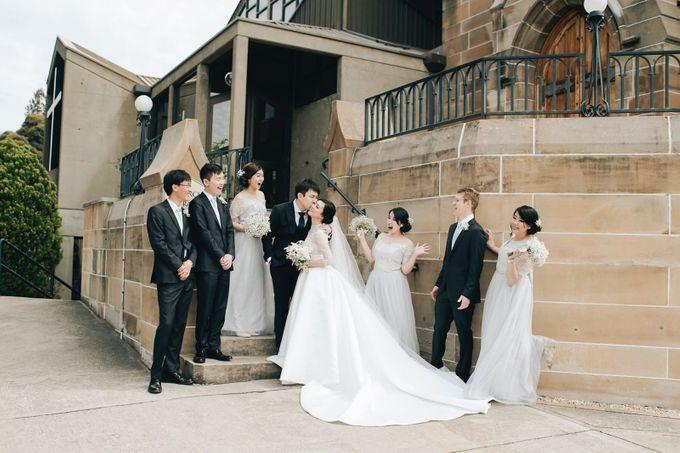 The Wedding of Hendra & Kristy by PlanMyDay Wedding Organizer - 003