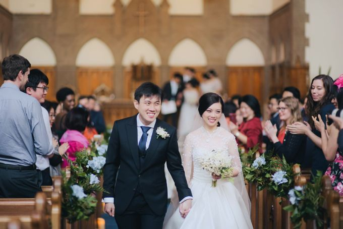 The Wedding of Hendra & Kristy by PlanMyDay Wedding Organizer - 004