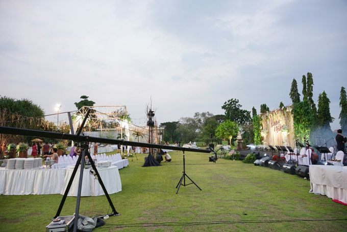 Wedding of Hendry & Audrey - Jardin Sweet Corner by BUKIT DARMO GOLF SURABAYA - 002
