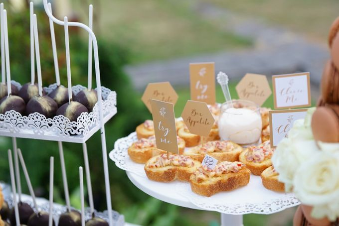 Wedding of Hendry & Audrey - Jardin Sweet Corner by Questo La Casa Pastry - 005