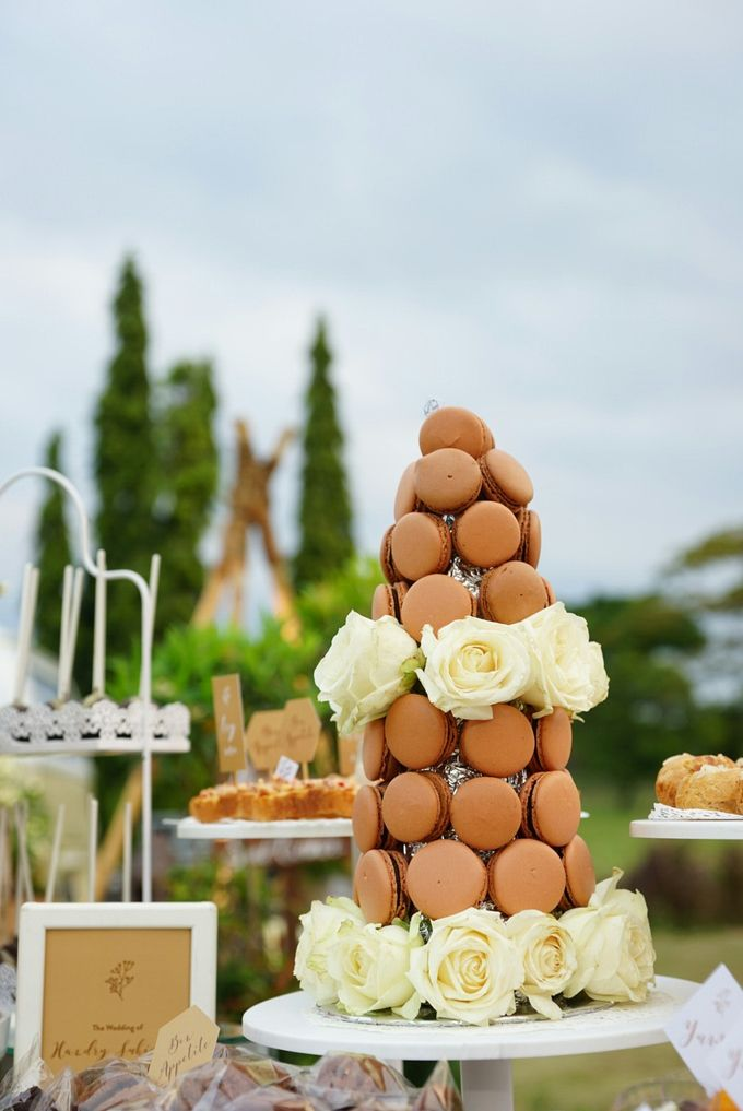 Wedding of Hendry & Audrey - Jardin Sweet Corner by Questo La Casa Pastry - 018