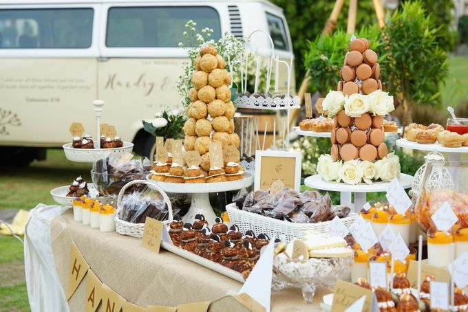 Wedding of Hendry & Audrey - Jardin Sweet Corner by Questo La Casa Pastry - 020