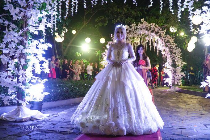 Wedding Day of Hendy & Clarissa by D'banquet Pantai Mutiara - 003