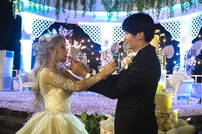 Wedding Day of Hendy & Clarissa by D'banquet Pantai Mutiara - 004
