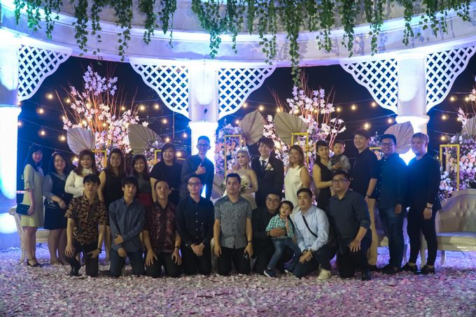 Wedding Day of Hendy & Clarissa by D'banquet Pantai Mutiara - 006