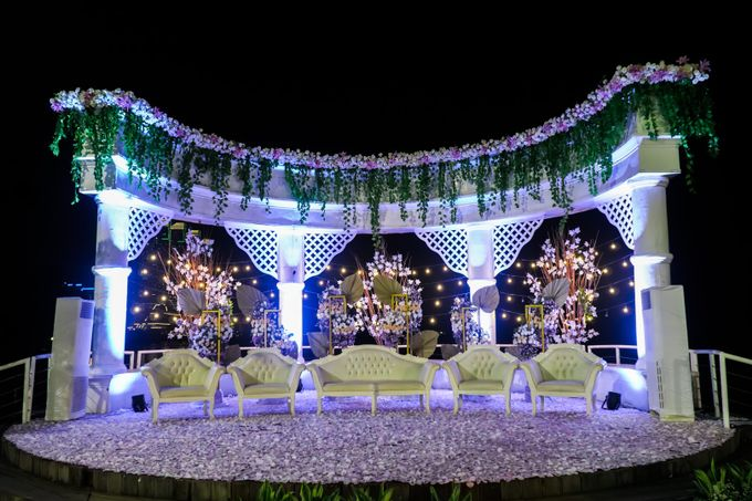 Wedding Day of Hendy & Clarissa by D'banquet Pantai Mutiara - 007