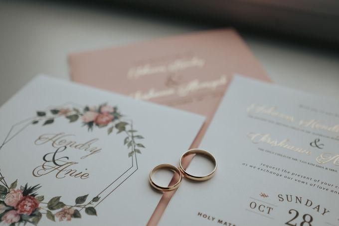 28.10.18 - The Wedding Of Hendry & Anie by Sugarbee Wedding Organizer - 001