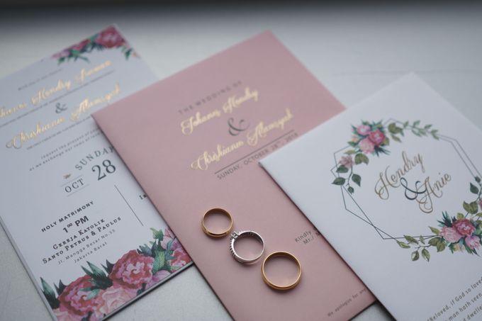 28.10.18 - The Wedding Of Hendry & Anie by Sugarbee Wedding Organizer - 015