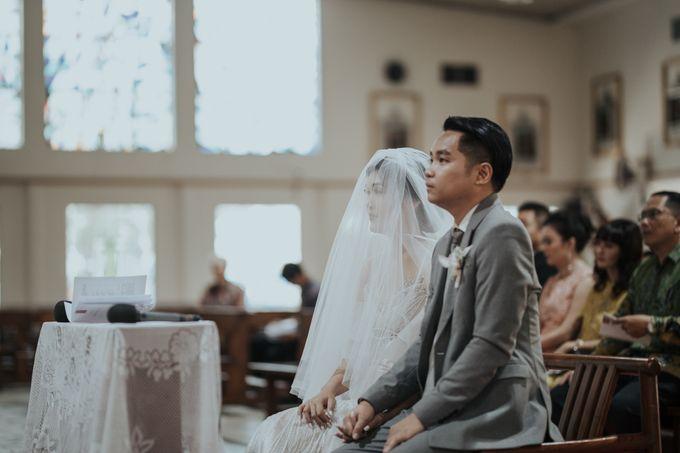 28.10.18 - The Wedding Of Hendry & Anie by Sugarbee Wedding Organizer - 002
