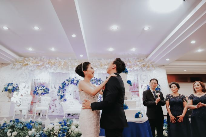 Receptions of Hendry & Kartika by Kayika Organizer - 009