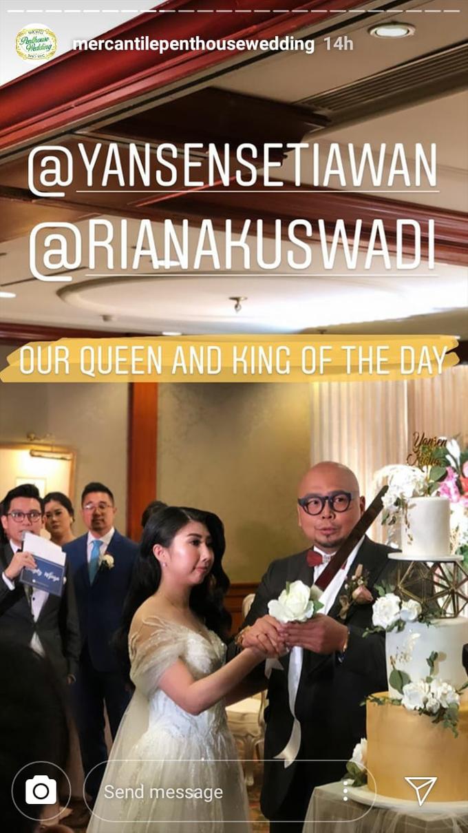 Intimate Wedding - Yansen & Riana by Hengky Wijaya - 004