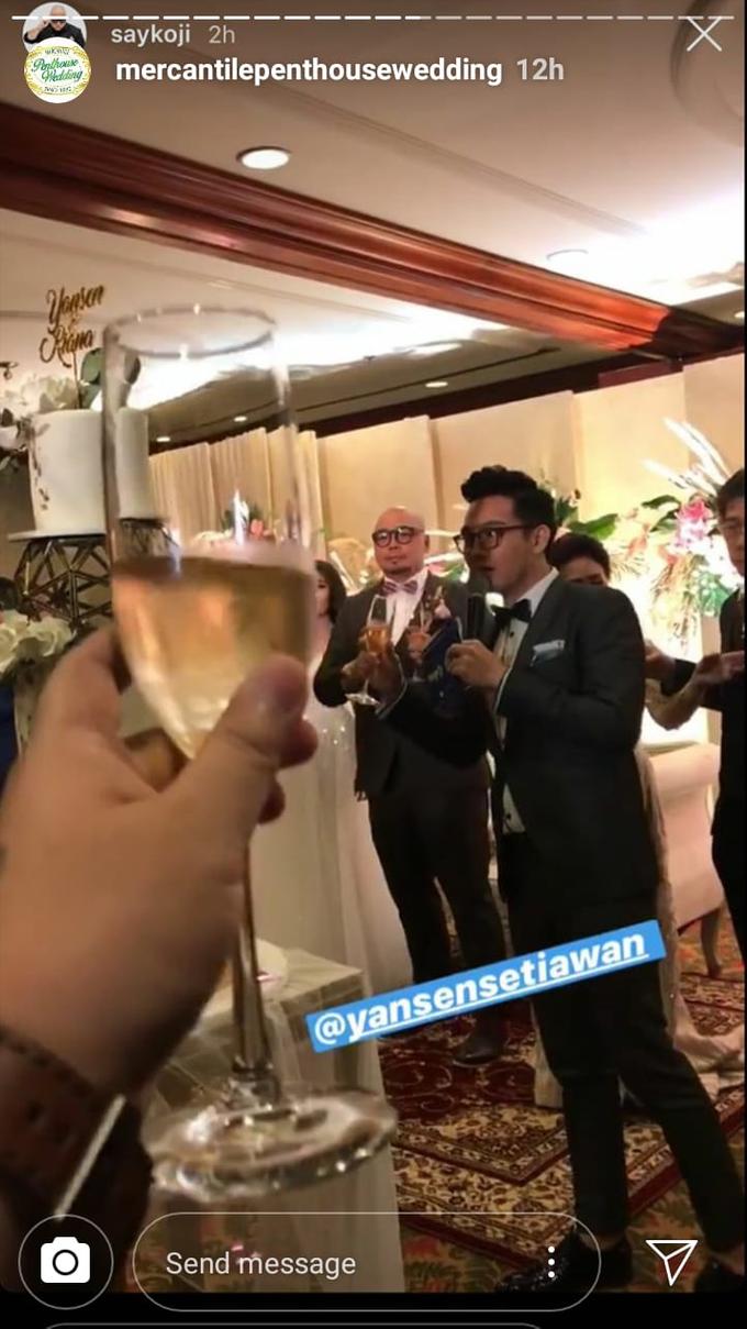 Intimate Wedding - Yansen & Riana by Hengky Wijaya - 005