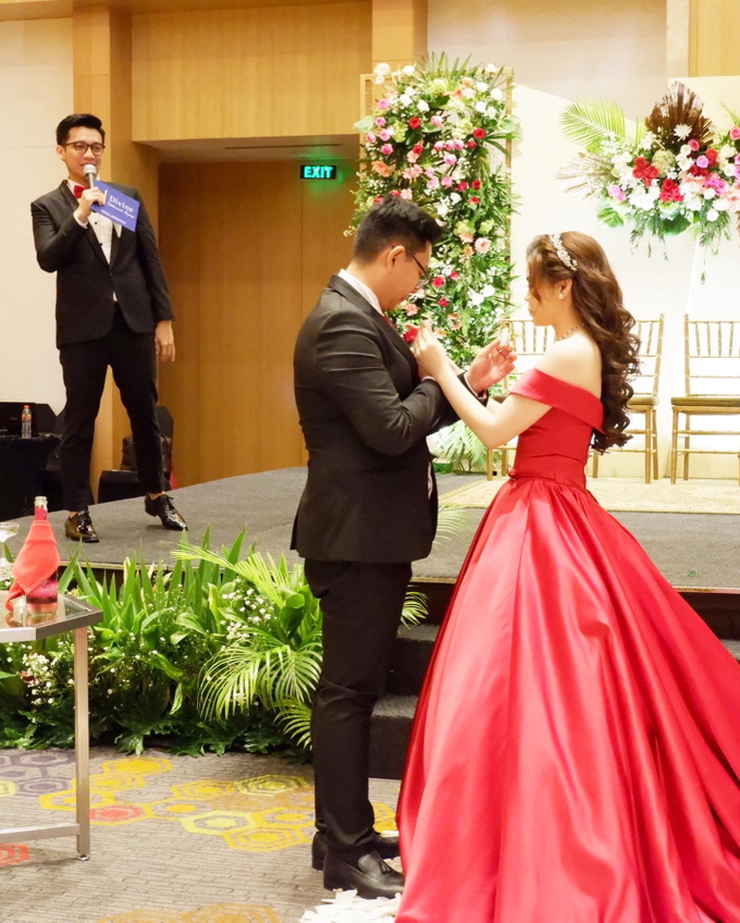 Intimate Wedding - Handoko & Christine by Hengky Wijaya - 007
