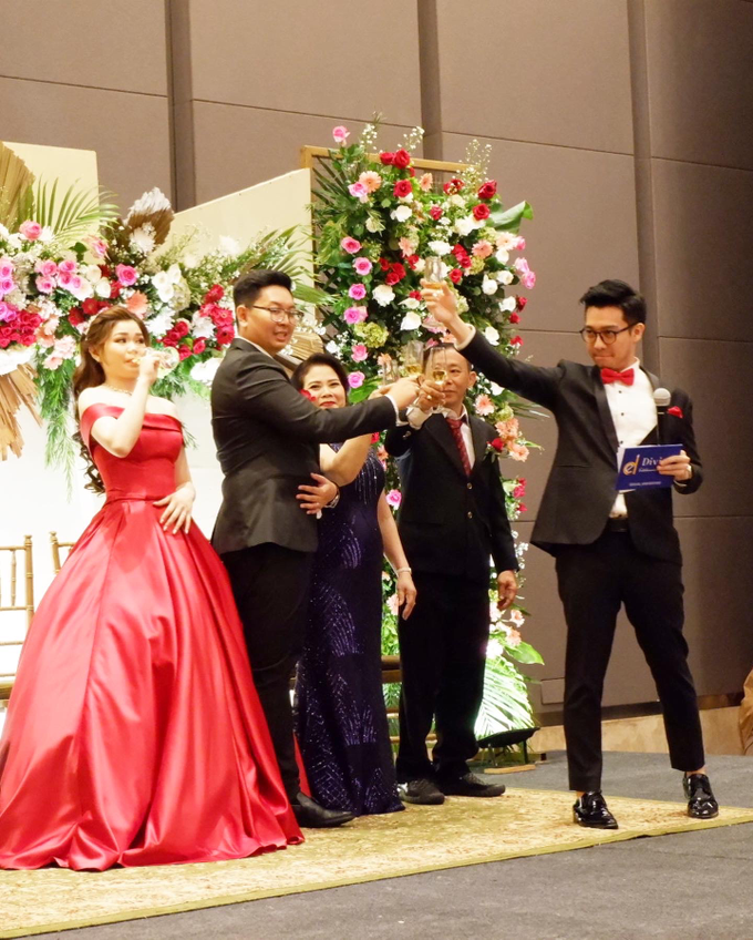 Intimate Wedding - Handoko & Christine by Hengky Wijaya - 008