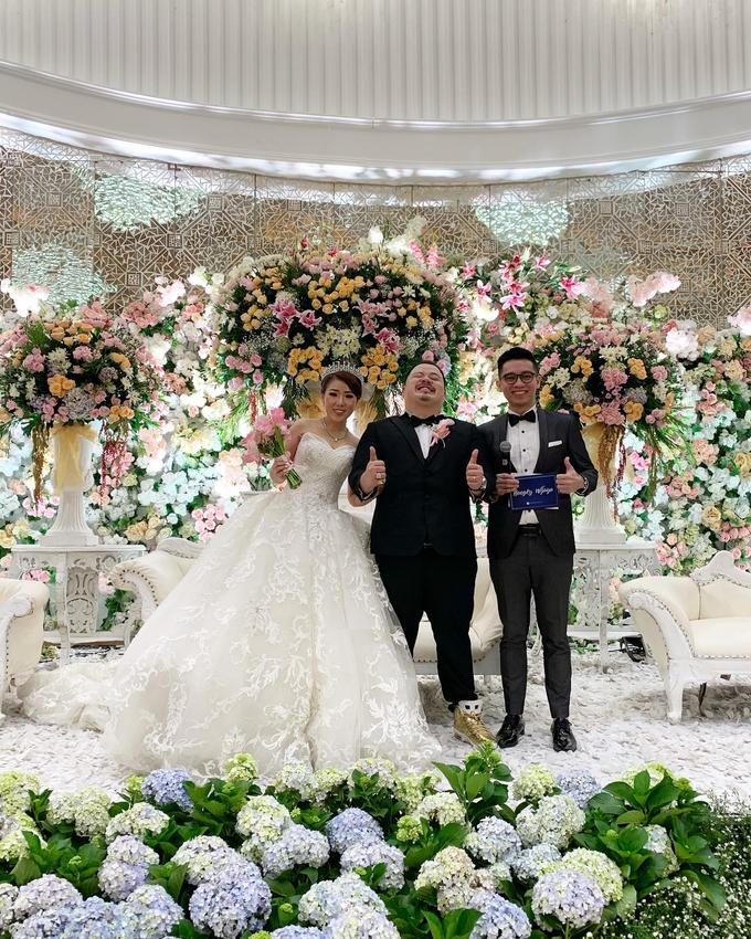 Wedding Reception MC Hengky & Divine by Hengky Wijaya - 002