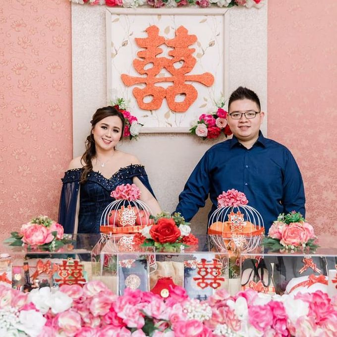Engagement and Sangjit by Double Happiness Wedding Organizer - 002