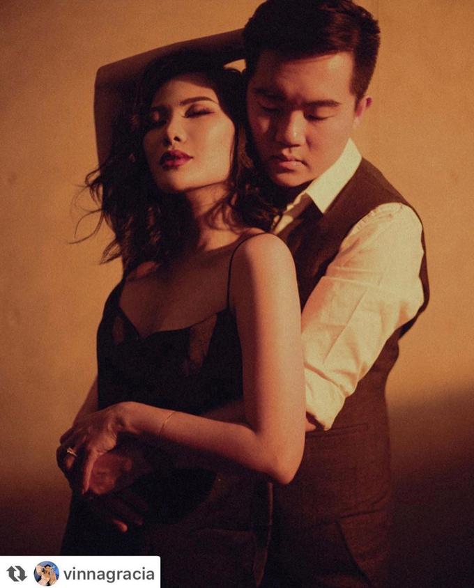 VinnaGracia&Calvin Prewed shoot by Yogie Pratama - 003