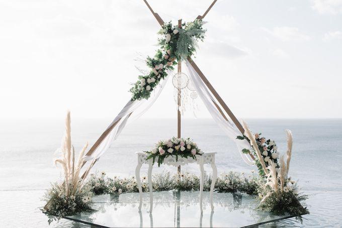 Aldora & Henry Wedding by KAMAYA BALI - 002