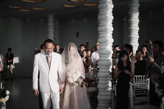 Aldora & Henry Wedding by KAMAYA BALI - 009